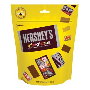 Hershey Miniatures Pouch